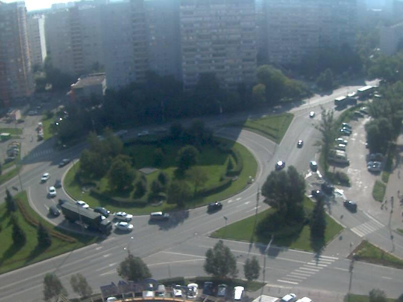 Мытищи - Белобородова-Олимпийский